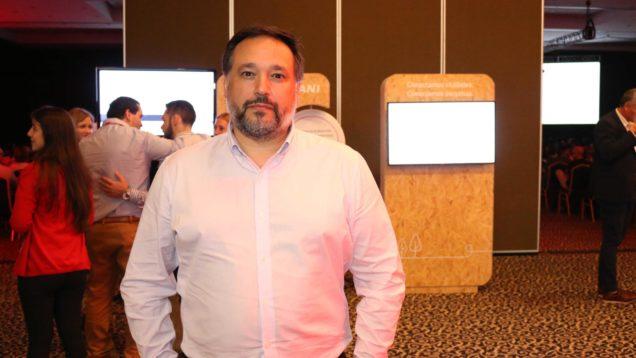 Iván Amas (Gerente Comercial Andreani)