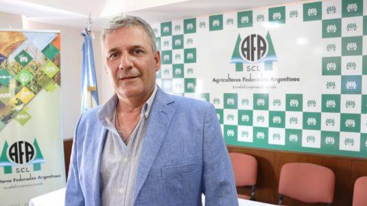 Jorge Petetta (Presidente AFA SCL)