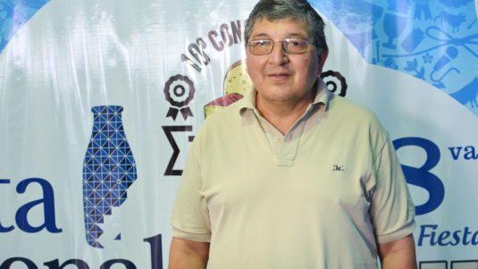 Sergio Chavez (Integrante del Jurado en el 10° Concurso de Quesos)