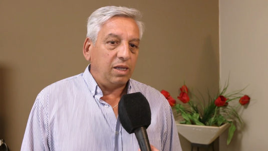Alejandro Milano (Gerente de Hacienda de AFA SCL)