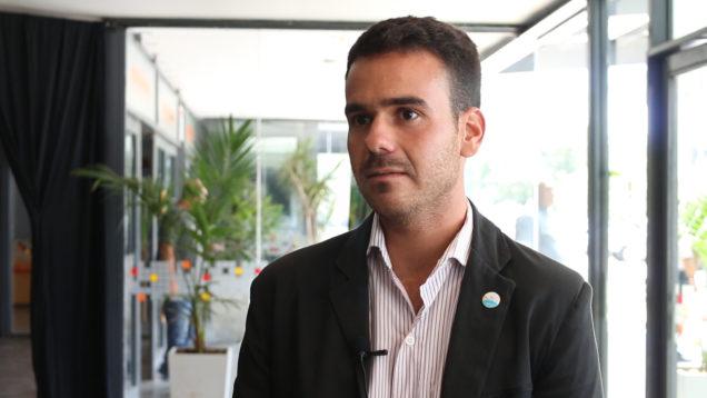 Germán Font (Director Gral. de Agencia Zonal y Desarrollo Territorial del Min. de Agricultura y Ganadería de Cba.)