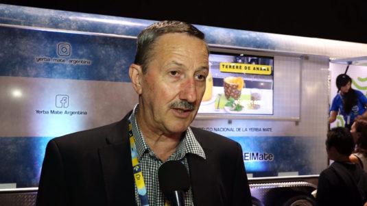Rubén Henrikson (Director de Instituto Nacional de la Yerba Mate)