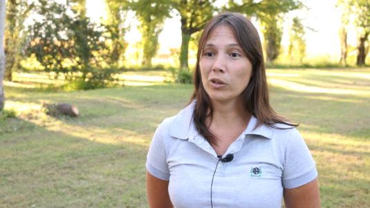 Yuliana Bianchi (Ingeniera AFA Armstrong)